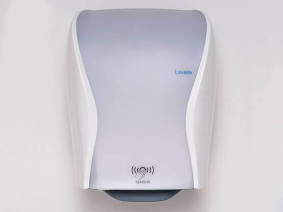 Handdoekautomaat automatisch met sensor
