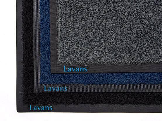 schoonloopmatten op maat in diverse kleuren beschikbaar