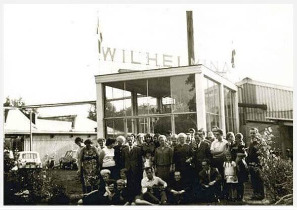 Archief Wilhelmina wasserij